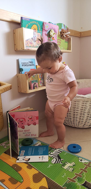 Método Montessori Para Bebês Dos 9 Aos 12 Meses Toca Lola